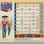 22 minute hard corps training action plan