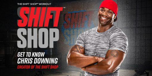 Chris Downings Shift Shop